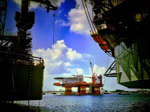 Introduction to Offshore Engineering - vibration expert