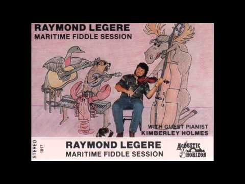 Ray Legere - Maritime Fiddle Session