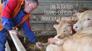 Hubert AVET (Producteur de Viande bovine) - Eleveur Ambassadeur Bleu-Blanc-Cœur