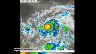 Super Typhoon Bopha (Bagyong Pablo) Update December 2, 2012