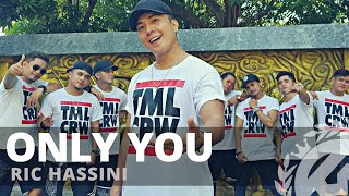 ONLY YOU by Ric Hassani | Zumba | Pre Cooldown | TML Crew Camper Cantos