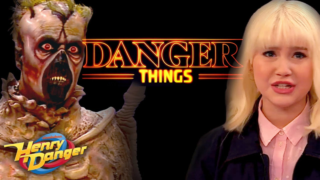 Download 'Danger Things' In 10 Minutes! Halloween 🎃  Henry Danger