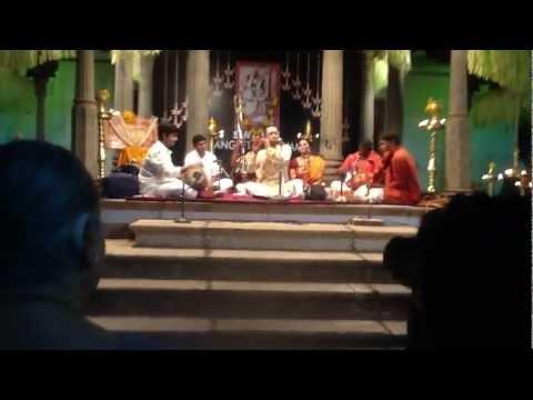 J.B.Sruthisagar - ragam