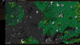 Total Annihilation: Battle Tactics. Ravenstein Run.