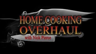 Renew Show - Q&A With Chef Nick Pierce of Home Cooking Overhaul!!!