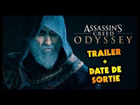 TRAILER ET DATE DE SORTIE POUR LE 1ER DLC DE AC ODYSSEY (L'héritage de la Première Lame)