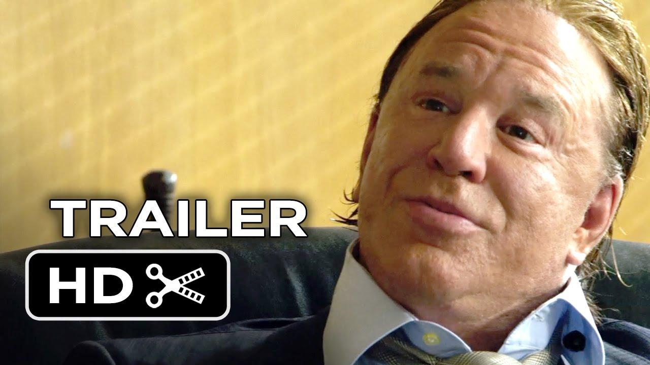 Download Black November Official Trailer 1 (2015) - Mickey Rourke, Vivica A. Fox Movie HD