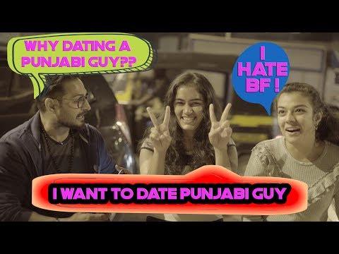Mumbai on Punjabis | Do Girls Wants to DATE a Punjabi Guy ? ☆Sanjay Vishwakarma #thebakchod