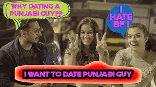 Mumbai on Punjabis   Do Girls Wants to DATE a Punjabi Guy ? ☆Sanjay Vishwakarma #thebakchod