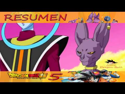 Dragon Ball Super Capitulo 5 Resumen  ( Ver Online  y Descargar )