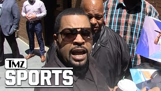 Ice Cube: Chauncey Billups Announcement Was Premature, 'I Opened My Big Mouth' | TMZ Sports