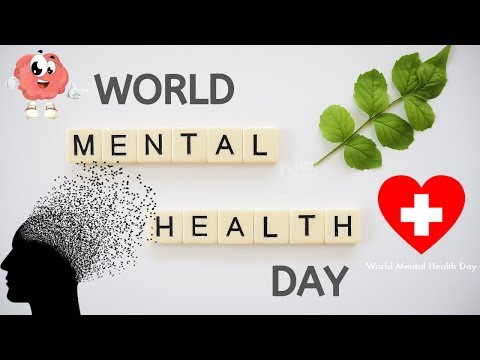 World Mental Health Day Quotes Activities Theme 2020 National Mental Health Day Youtube
