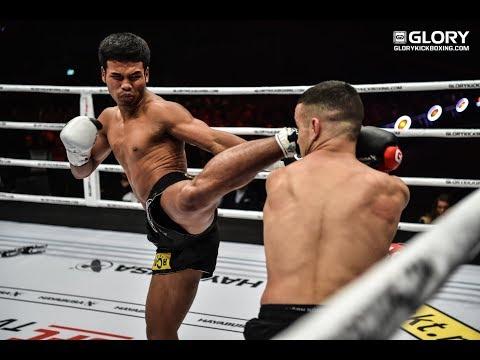 GLORY Redemption: Petchpanomrung Kiatmookao vs. Zakaria Zouggary - FULL FIGHT