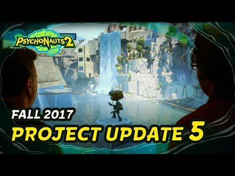 Psychonauts 2 // First Playable
