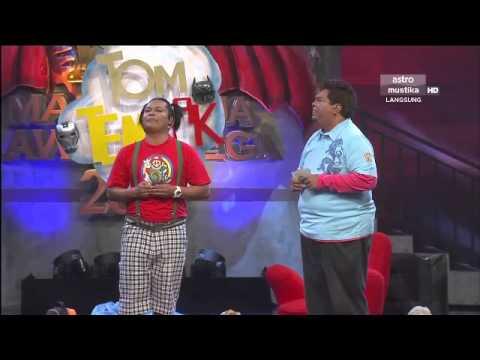 Maharaja Lawak Mega 2013 - Minggu 8 - Persembahan Comey