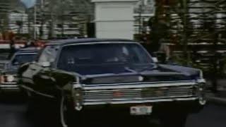 1972 Chrysler Imperial Limo Reagan Inauguration