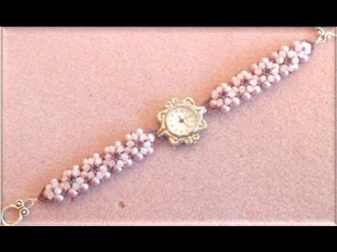 Daisy Watch Band