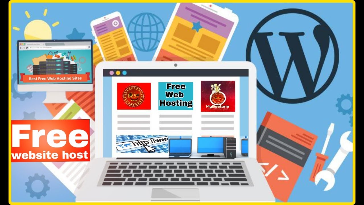 how to get free web hosting for
