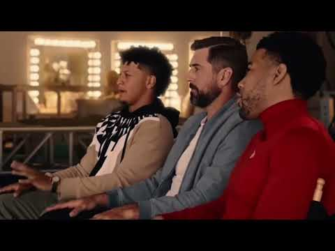 SUPER BOWL STATE FARM COMMERCIAL (FEATURING: DRAKE, PATRICK MAHOMES, AND AARON RODGERS)