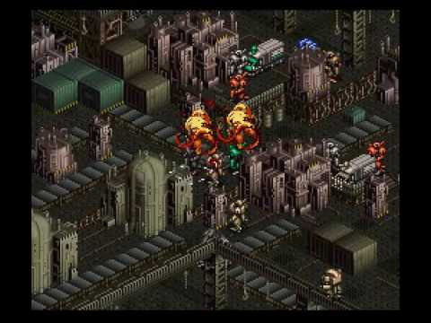 Front Mission Snes Vizzed Com Gameplay Rom Hack Walkthrough 6 Youtube