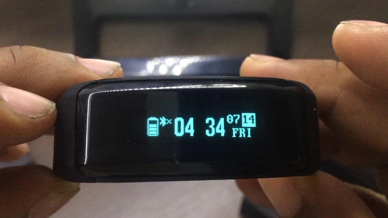 Relógio Inteligente com Monitor cardíaco NO.1 F1 bluetooth 4.0 - YouTube 8d1f780609