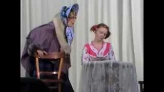 Спектакль по пьесе Н. В. Гоголя