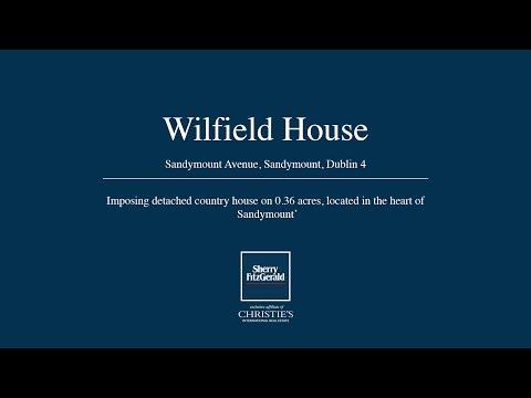 Wilfield House, 45 Sandymount Avenue, Sandymount, Dublin 4