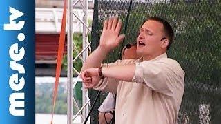 Kolompos együttes: Badacsonyi szőlőhegyen (népdal, koncert) | MESE TV