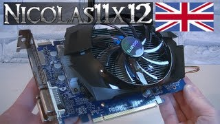 Gigabyte AMD Radeon HD 7790 OC 1GB GDDR5 Graphics Card Review