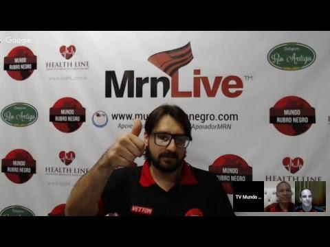 MRN LIVE #16 - LIBERTADORES 2018: ANÁLISE DE FLAMENGO 2 X 2 RIVER PLATE