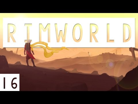 RimWorld Gameplay Alpha 12 - #16 - Welcome Zoya! - Lets Play