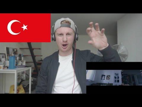 TURKISH RAP REACTION // Allame - Dayan (Official Video)