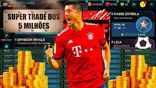 FIFA MOBILE 2020 - SUPER TRADE DOS 5 MILHÕES