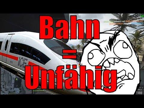 Deutsche Bahn = Unfähig | Die Bahn macht mich fertig ...