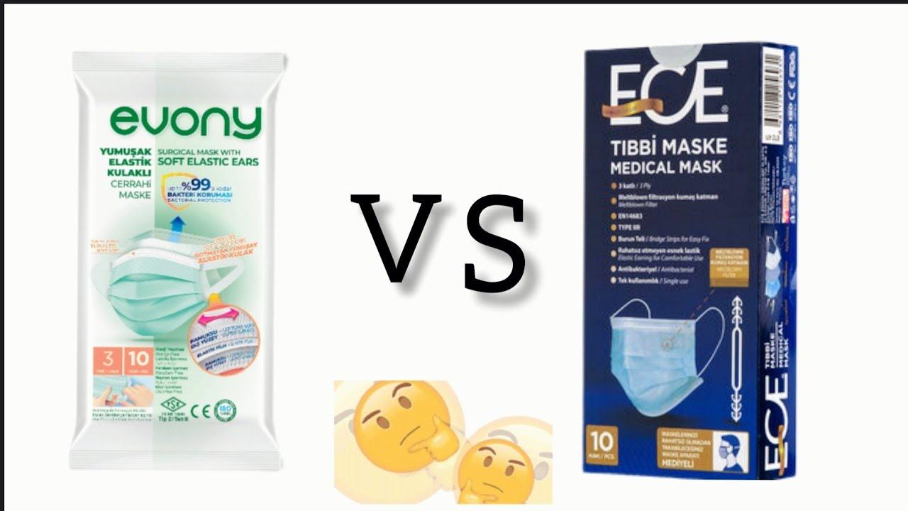 Hangi Maske daha iyi Evony Vs Ece
