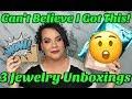 Are Jewelry Subscriptions Worth It?? // Yafeini, Mintmongoose, Glamour Jewelry Box Unboxing 2019