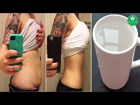 How to Lose Weight With Apple Cider Vinegar and Baking Soda Powder Before Bed - Weight loss at home