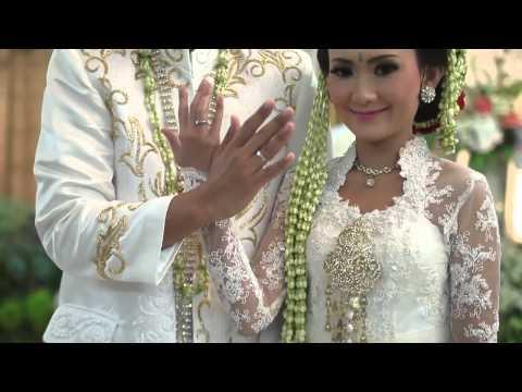 Wedding Adi & Santi Masjid Andalusia Sentul City - YouTube
