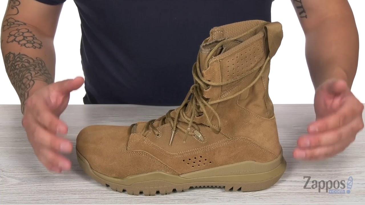 Nike SFB Field 2 8'' Leather SKU