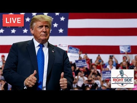 LIVE: President Donald J. Trump Rally in Richmond, KY 10-13-18