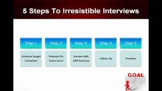 Job interview Tips - Job Interview Questions and Answers Coaching Program