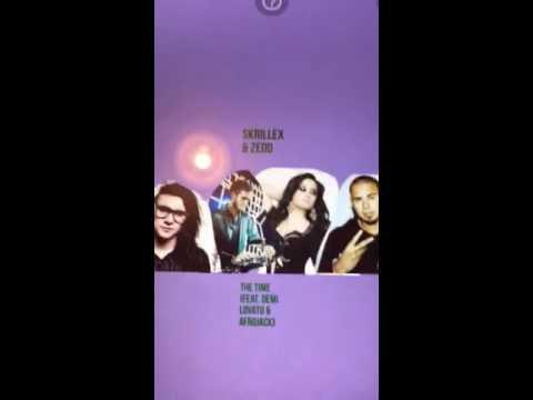Skrillex & Zedd: The Time (Audio) feat. Demi Lovato & Afrojack (New Single 2016)