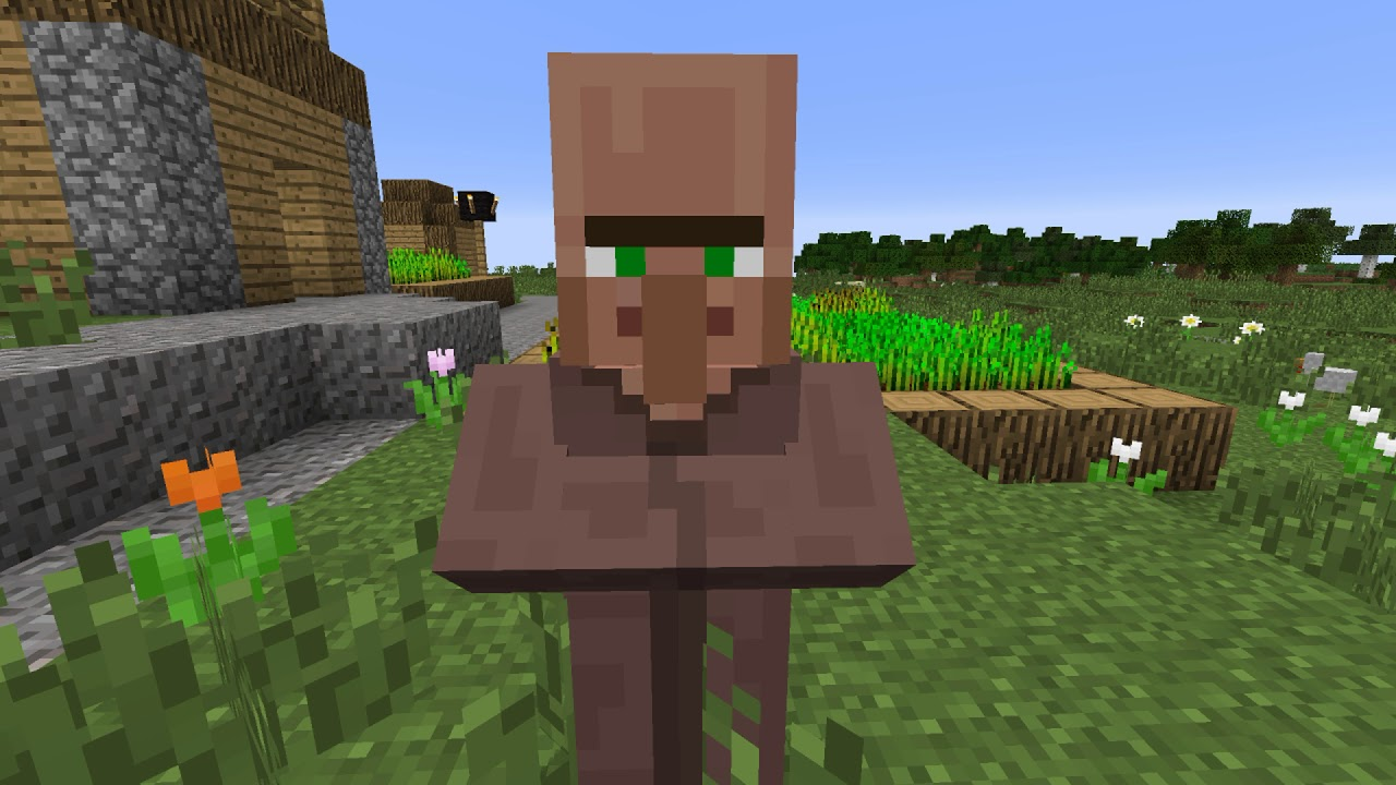 Extremly autotuned minecraft villager sound (haon) - YouTube