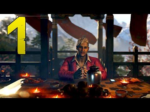 Far Cry 4 Walkthrough Part 1 [1080p HD] Far Cry 4 Gameplay - OH MY GOD!! (First Hour!)