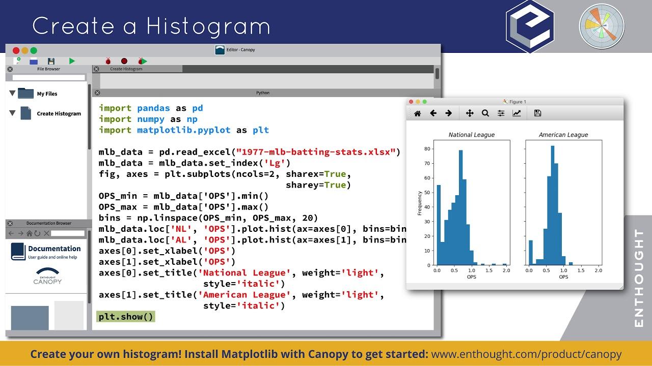 Tiny Tutorial 6: Create Histograms in Python with Matplotlib