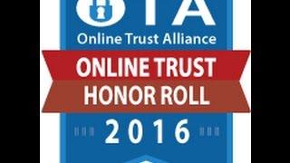 2016 Online Trust Audit Honor Roll   Maximizing Your Score