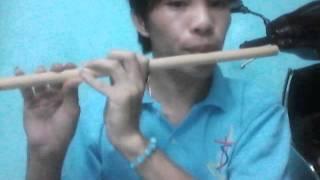 lay mẹ FATIMA học thổi sáo cho người mới chơi