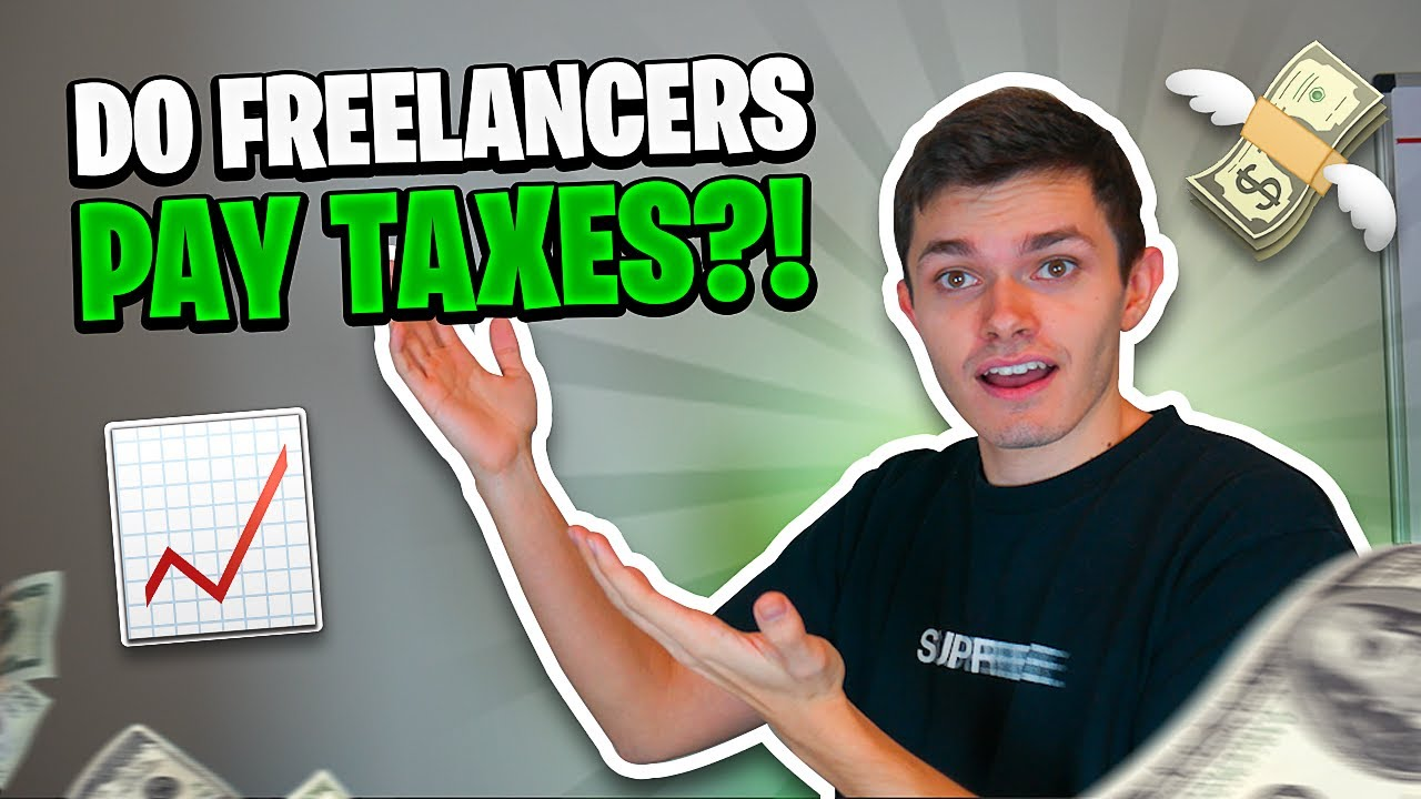 Do FREELANCERS Have to Pay TAXES?!