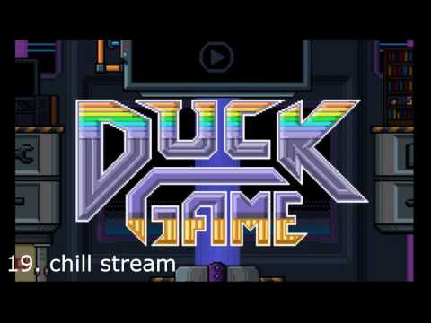 Duck Game Full OST (2015) - now updated with playlist!
