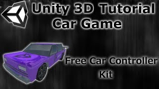 #22 How to make a Car game - Unity 3D Tutorial - Finale